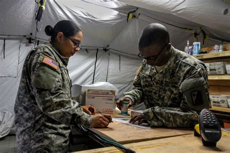 Army Post Office by Service Post Office Open For Troops In Liberia
