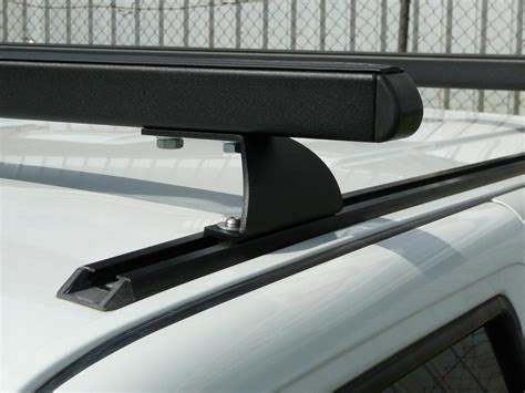 Track Mount Roof Rack by Dirt Roof Rack Kit 2 Bar Track Mount Suits Toyota