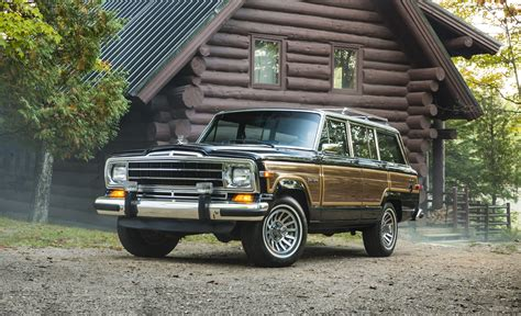 jeep wagoneer jeep s range topping grand wagoneer could nudge 140k