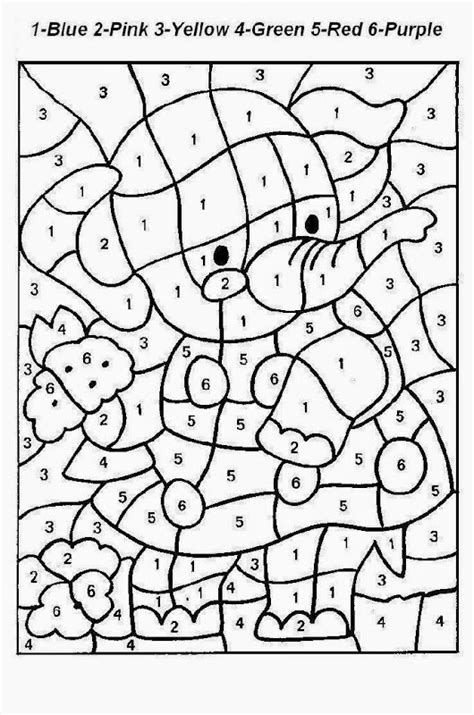 pages by number color by number frozen coloring pages
