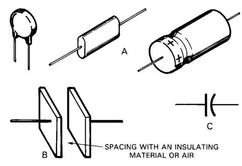 capacitor symbol with arrow electronics symbols components and references