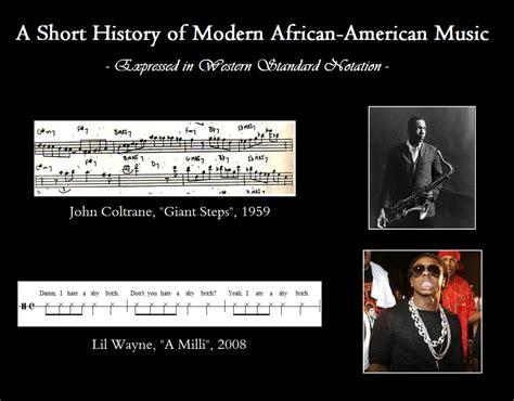 a history of modern tywkiwdbi quot tai wiki widbee quot a short history of modern african american music
