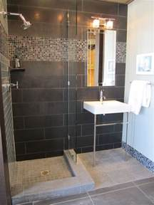 shower tile ideas 40 gray shower tile ideas and pictures