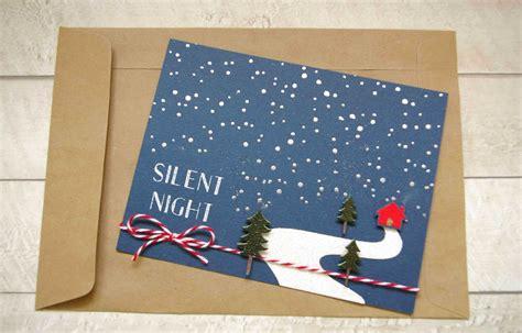 Weihnachtskarten Selber Basteln Vorlagen 3333 by Schaffen Sie Einen 3d Effekt Beim Weihnachtskarten Basteln