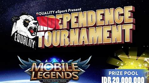 turnamen mobile legends equality esport rookie
