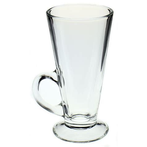 Gelas Latte columbian latte glasses cappuccino glass tassimo costa