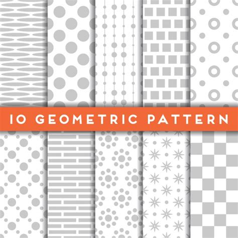 geometric pattern freepik geometric patterns collection vector free download