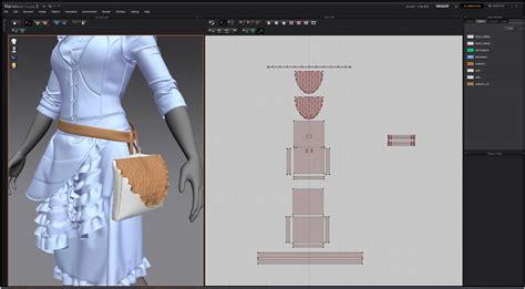 download pattern marvelous designer marvelousdesigner