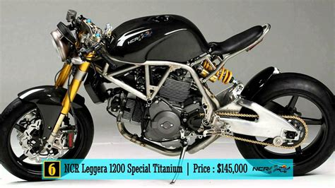 most expensive motorcycle in the world top 10 most expensive bikes in the world youtube
