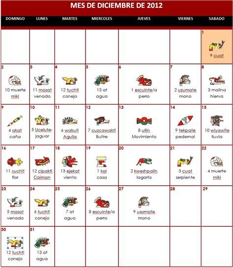 Calendario Nahual 2014 Historia Calendario Newhairstylesformen2014