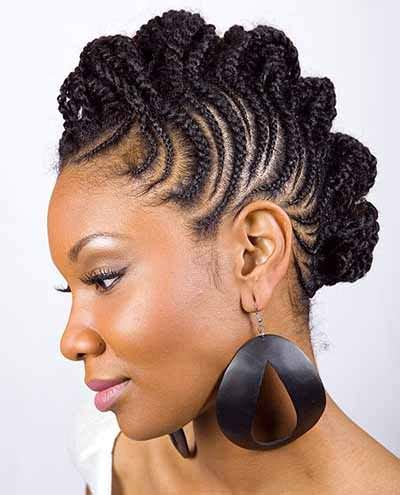 latest braids hairstyles for blacks 6 latest braided hairstyles for black women