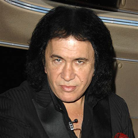Gene Simmons gene simmons singer reality television bassist