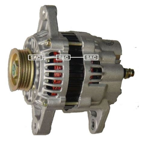 Suzuki Alternator Suzuki Vitara 1 6 Alternator 1988 1998 Reman A2668