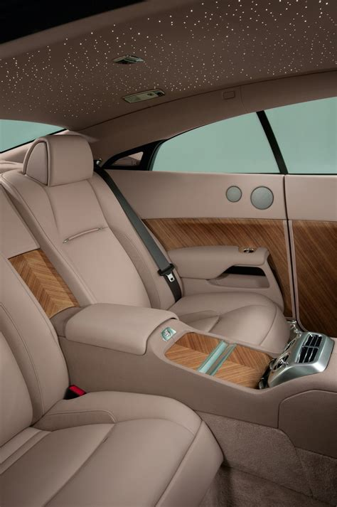 Car Interior Ceiling by Rolls Royce Wraith Specs 2013 2014 2015 2016 2017