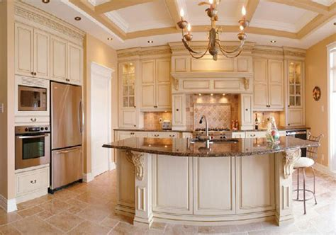Kitchen Ideas With Cream Cabinets | cream kitchen cabinets paint ideas 2012 kitchenidease com