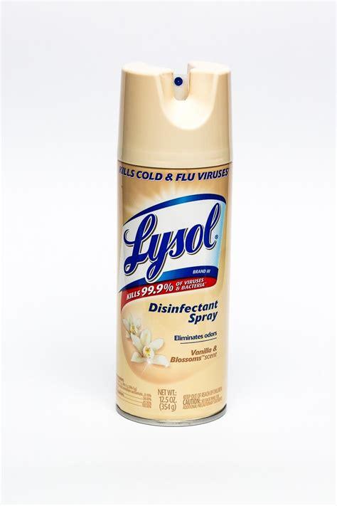 lysol disinfectant spray aerosol kills  viruses bacteria germs oz   jamaica