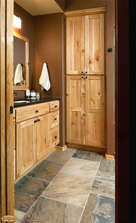 rustic bathroom flooring 34 rustic bathroom vanities and cabinets for a cozy touch
