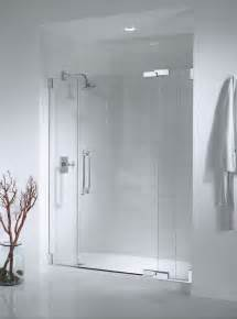 seamless shower doors seamless glass shower doors bathroom