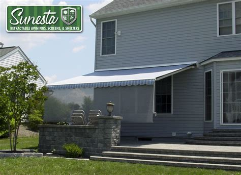 sunesta awnings reviews sunesta awnings 28 images extendable aluminum awnings