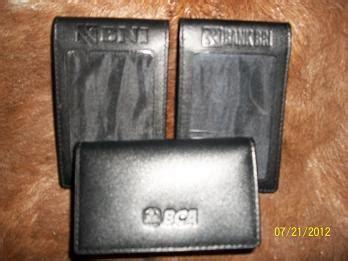 Tempat Gantungan Id Card Kulit Asli 18 grosir kerajinan kulit dompet kulit sepatu tempat dompet id card bank negeri dan swasta