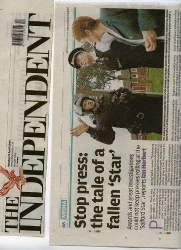 the neighbourhood a certain attitude mp salford star appears in independent salford star with