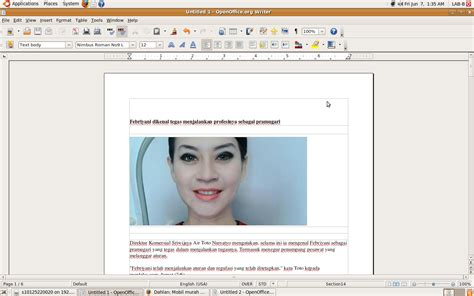 cara membuat halaman buku di word 2013 cara membuat nomor halaman di word processor primaya