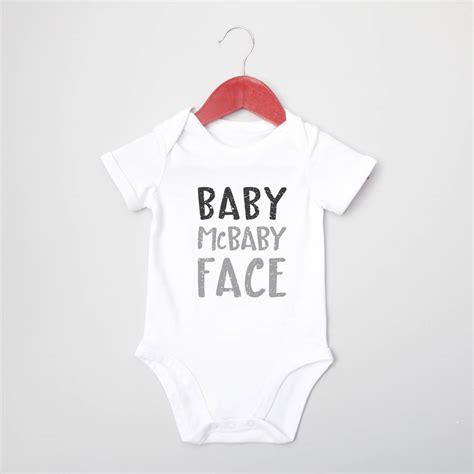 Termurah Baby Grow Topi Newborn 2 In 1 baby mc baby baby grow by so notonthehighstreet