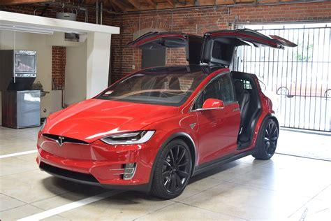 2016 tesla model x 90d midway vehicle