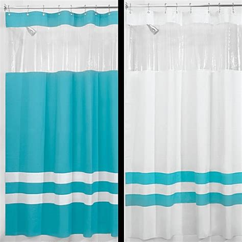 hitchcock shower curtain interdesign 174 hitchcock rugby peacock 72 inch x 72 inch