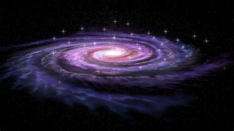 Model Of Universe 3d