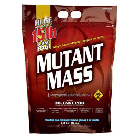 Mutant Mass Chocolate 6 8 Kg mutant mass 6 8kg gainer boteprote
