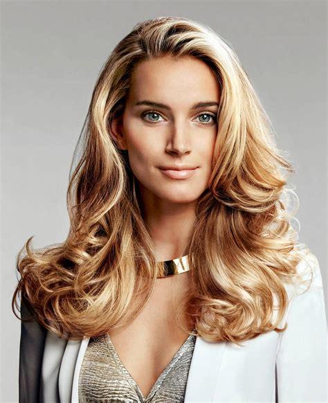 Frisuren Lange Haare Lockenstab Angel Blog