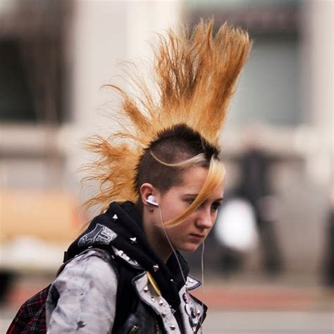 Modern Punk Hair Style for men   Hair2011's Blog