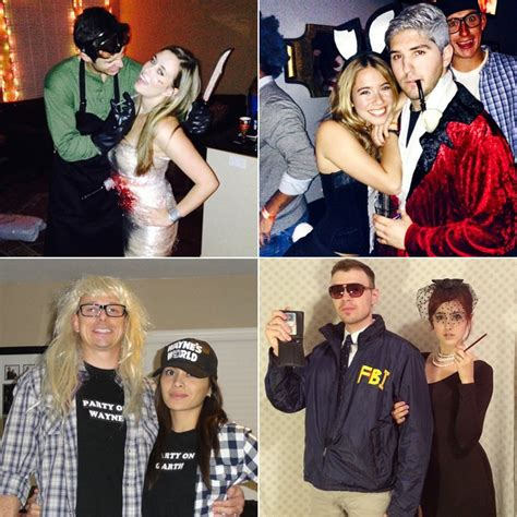 7 Costume Ideas For Couples by Couples Costumes Popsugar