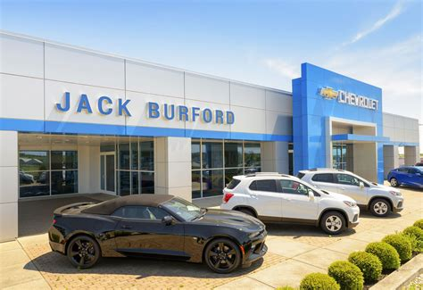 car dealership car dealerships in richmond ky burford chevrolet