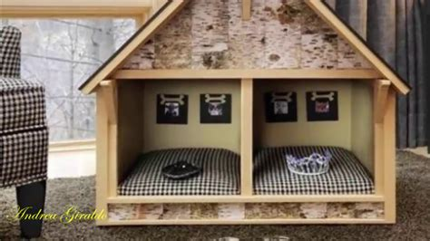casa para perros 100 hermosos dise 209 os de casitas para perros youtube