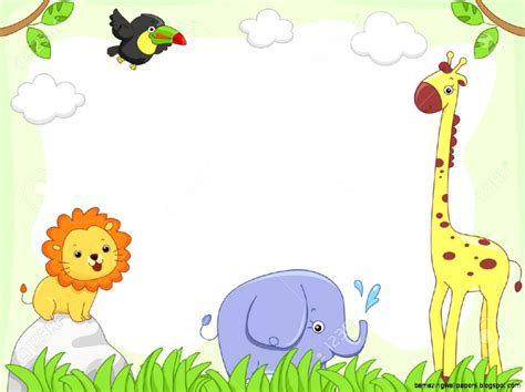 cute zoo wallpaper zoo animals clipart border amazing wallpapers