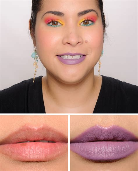 Chanel Lipstick Vs Mac mac x chris chang lipsticks reviews photos swatches