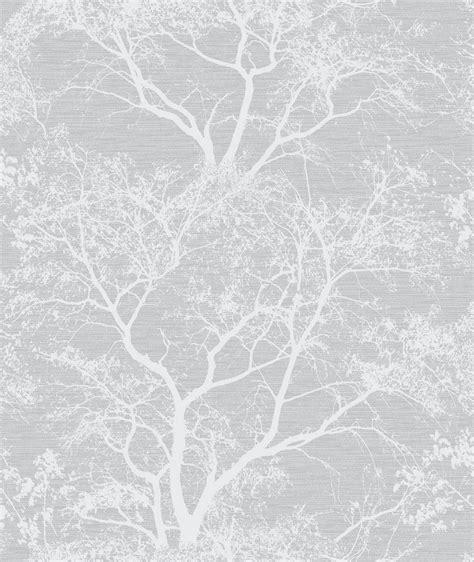 uk11503 pear tree glass bead tree design metallic gold glitter grey tree wallpaper sales