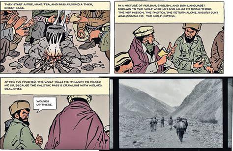 The Borders War Powerless book review the photographer by emmanuel guibert