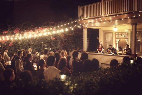backyard concerts l a s cool kids backyard concert series kensington presents