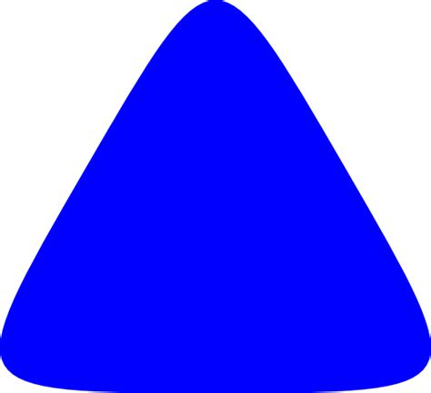 triangle blue is 8 cake ideas and designs