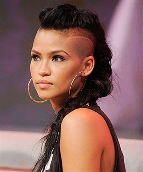 under cut long hair mohawk 56 punk hairstyles to help you stand out from the crowd