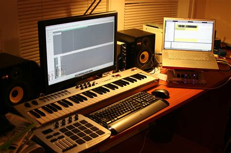 bedroom studio setup music business 101 how to set up a recording home studio