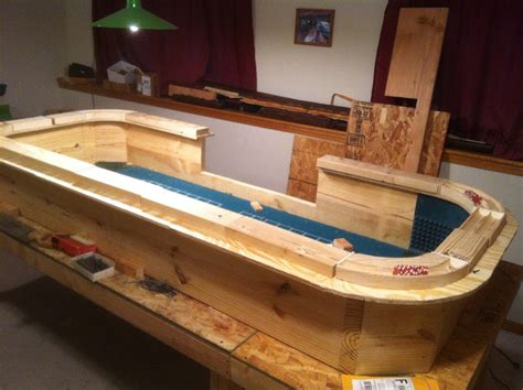 my craps table build page 2 the perfect man cave