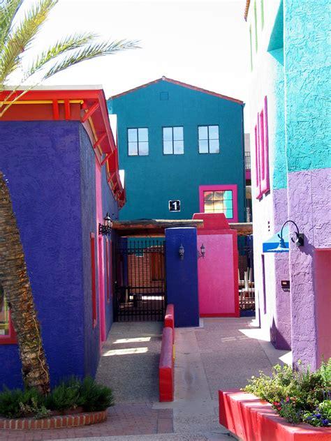 colorful buildings free photos tucson az