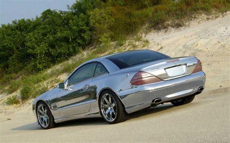 Mercedes Sl600 by Renntech Chrome Mercedes Sl600 Photo 2 944