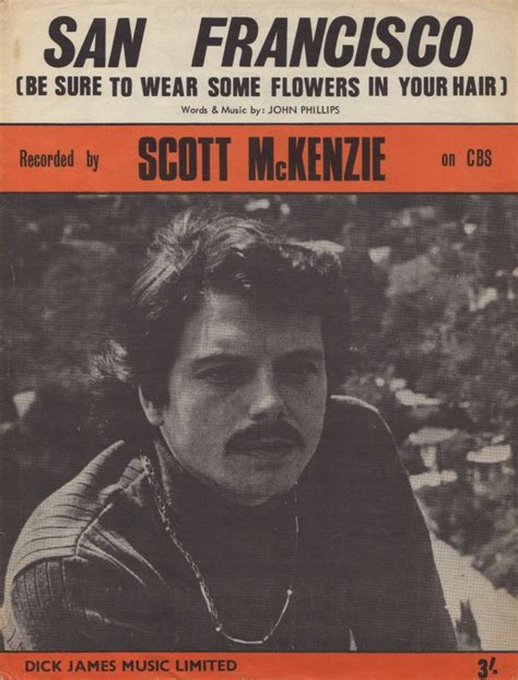 san francisco flowers in your hair scott mckenzie san francisco be sure to wear some