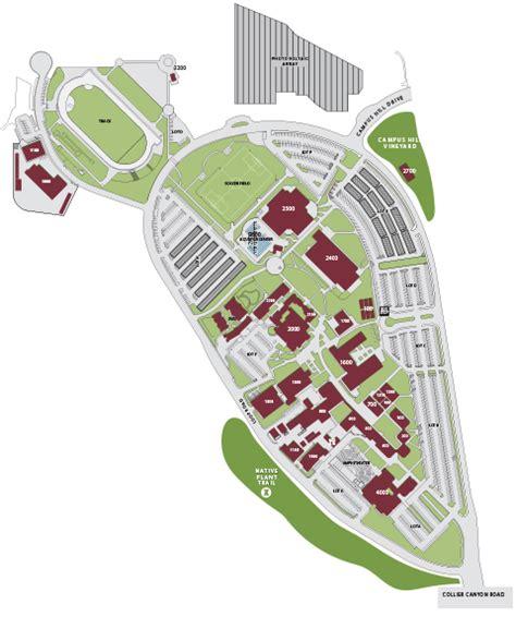las positas college map parking