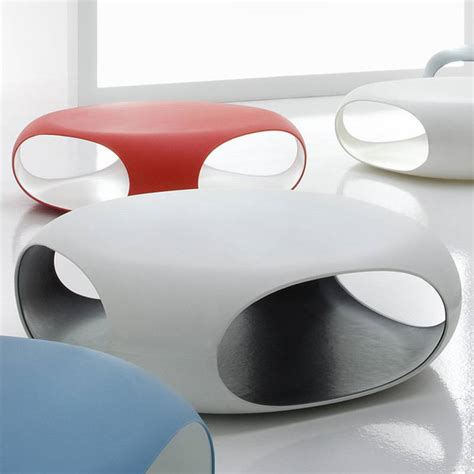 Plastic Coffee Table Bonaldo Pebble Plastic Coffee Table Cocktail Table Living Room Furniture Ultra Modern
